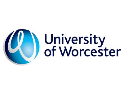 university of worcester logo
